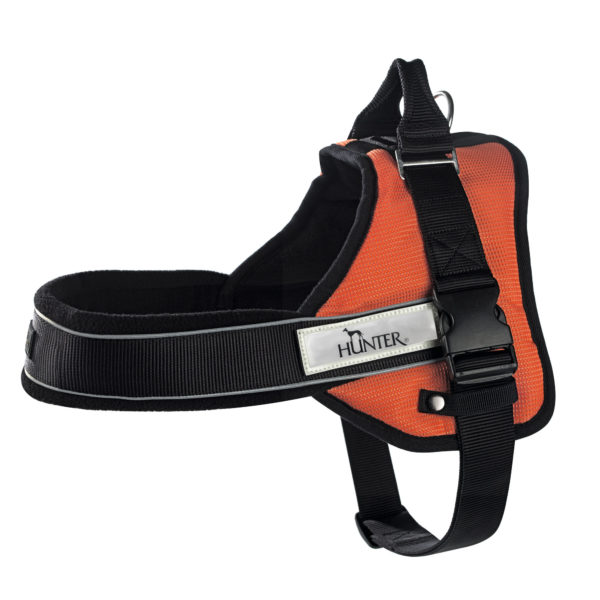 Hunter Norwegian Harness Ranger Professional Orange - Medium (49-64cm)