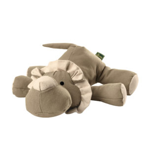 Hunter Dog Toy Canvas Lion, approx. 32 cm