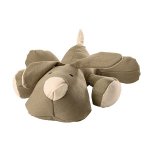 Hunter Dog Toy Canvas Dog, approx. 30 cm
