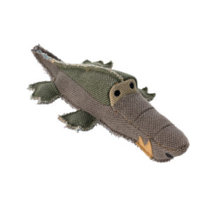 Hunter Dog Toy Canvas Maritime Croc