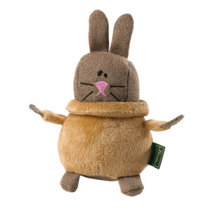 Hunter Dog Toy T-Neck Rabbit