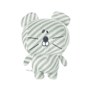 Hunter Dog Toy Striped Stars Mouse - 17 cm