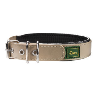 Hunter Convenience Comfort Taupe 45cm Collar