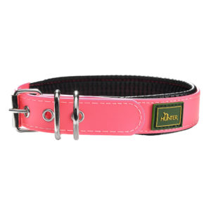 Hunter Convenience Comfort Neon Pink 45cm Collar