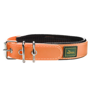 Hunter Convenience Comfort Neon Orange 55cm Collar