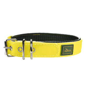 Hunter Convenience Comfort Neon Yellow 45cm Collar